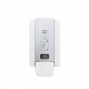 SD7165C Foam Soap Dispenser front with sticker no banner