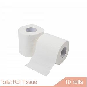 Toilet Roll Tissue 10 rolls