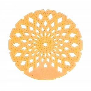 Uniscreen Enzymatic and Frangranced Urinal Screen citrus mango